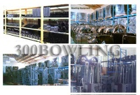 Second hand, used bowling equipment - bowling equipment