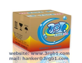 sell 3+1 detergent powder