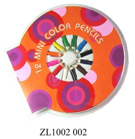 Colored Pencil, Color Pencil, Coloring Pencil, Colour Pencil - ZL1002 002