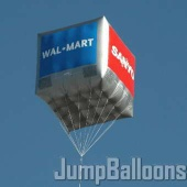 Helium Balloons, Advertising Inflatables, Cube Balloon(B2020)