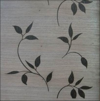 Braided Wood Veneer Laminate