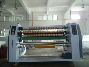 BOPP Tape Slitter Rewinder (Normal Packaging Tape)