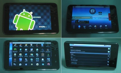 7 Inch Tablet Pc, Android Os