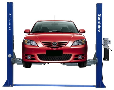 2 post car lift - QJ-Y-2-40