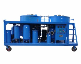 NK Engine oil recycling system,waste oil purifier,oil machine for black oil