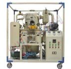 Double-Stage High-Efficiency Vacuum Insulation Oil Purifier - Insulation Oil Serie