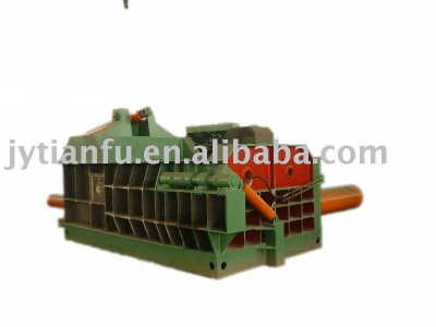 Y81series of hydraulic metal baler