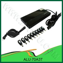 AC 70W Universal Laptop Adapter for Home use