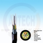 Fiber Optic Outdoor Cable - AL-GYTS9-24