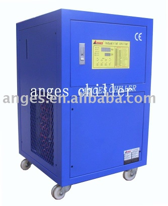 Low temperature chiller