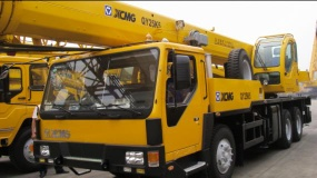 Truck Crane (QY25K5 with CE)