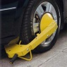 wheel clamp, wheel lock