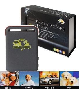 GSM/GPRS SMS GPS Tracker tracking System track Device