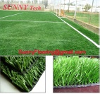 artificial grass ( synthetic turf, artificial lawn )