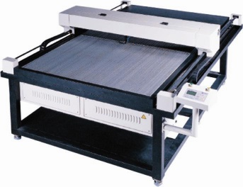 Laser cutting machine for Large scale materials