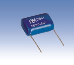 Interference Suppression Capacitor - MKP