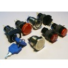 16&20 mm pushbutton switch series