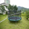 14ft Trampoline with Safety Net(TUV-GS Approved)