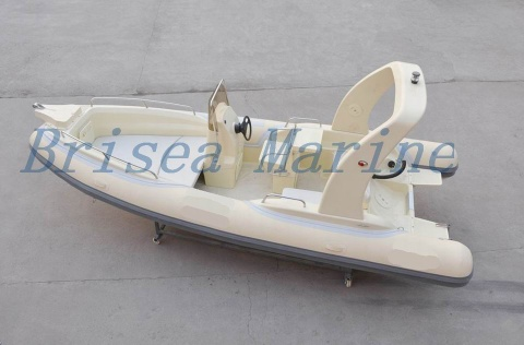 RIB Boat BM580 Luxury