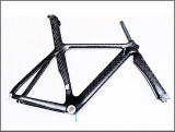 Carbon Road Time Trial Frame - T1