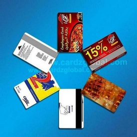 Magentic card/PVC card/Plastic card/Membership card/Smart card - Magentic card