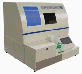 Non-vacuum coating machine for optical lens ( RX lab) - Chemalux 100