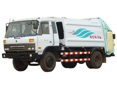 garbage trucks - DMT5120ZYS 5tons-2