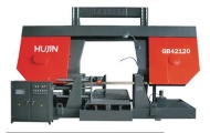 Double-column horizontal Band sawing machine