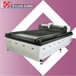 Large Scale Laser Wood Cutting Machine