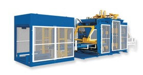 full automatic block making production line,block molding machine
