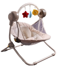 Electrical Baby Swing--BSE900 - BSE900