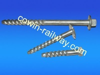 Railway Dive screws - drive screws