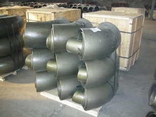 Carbon Steel Butt Welding Pipe Fittings(Including Elbow,Tee,Reducer,Cap)as per A234 WPB ASTM ANSI B16.9