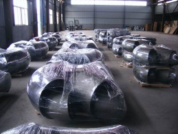 Carbon Steel Seamless Butt Welding Elbow as per A234 WPB ASTM ANSI B16.9
