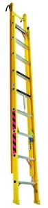 Fiberglass Extension Ladder - FP-20