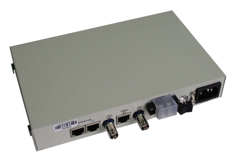 E1 to Ethernet Protocol Converter - E1-Ethernet