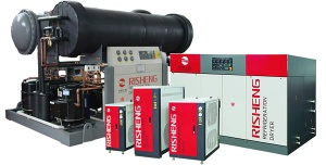 Refrigeration Compressed Air Dryer - RSL
