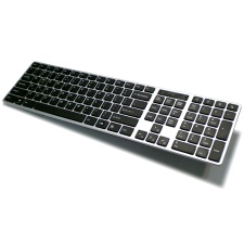 Scissor-Type Chocolate USB Keyboard with Gaming Features - KB-801