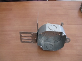 steel electrical  box