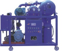 Double-Stage Vacuum Transformer Oil Purifier/ Oil Recycling Machine/ Oil Treatment System