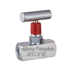 SS Needle Valve with Female Thread End - FD-NV-FS1