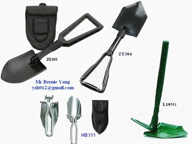 folding shovel - Zseries