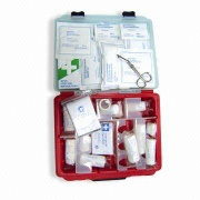 Automobile First Aid Kit, Box Size 35 x 28 x 8cm