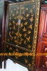 Antique Black Butterfly Cabinet, Chinese furniture, Asian antique, crafts