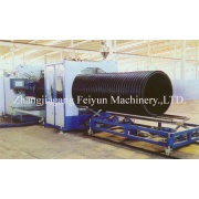 plastic pipe production line (Drainage pipe)