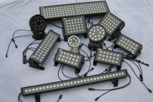 LED Wall Washer - LED Wall Washer