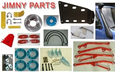 4x4/Off-road Jimny accessories - accessories-001
