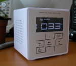 MP3 Alarm Clock with Radio - PT2260-3