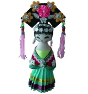 china dolls folk  dolls ethnic dolls - dolls -01
