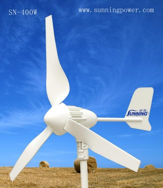 Small Wind Power Generator (400W)